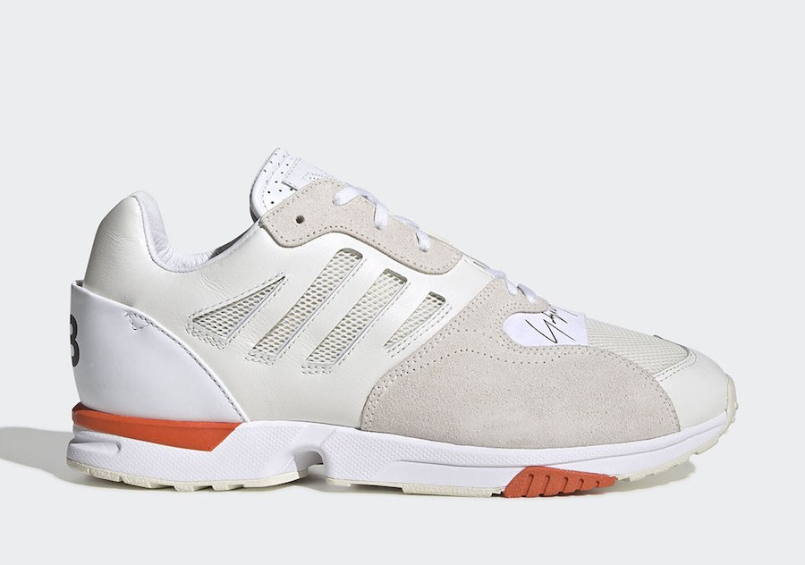 adidas Y-3 ZX Run Off White EF2552