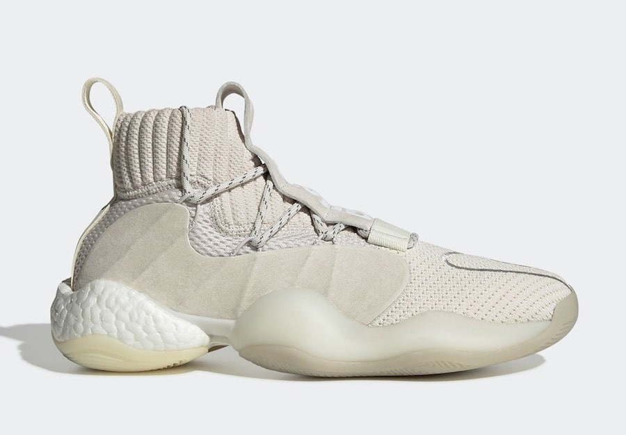 Pharrell adidas Crazy BYW X Cream White EG7727