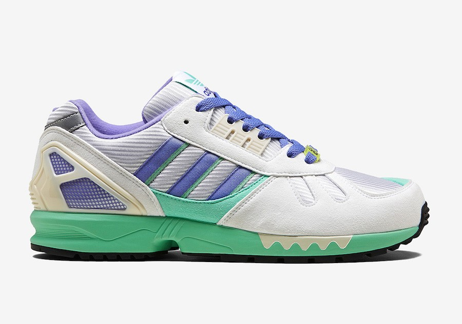 Adidas Originals ZX 7000 FU8404 White/Mint/Purple