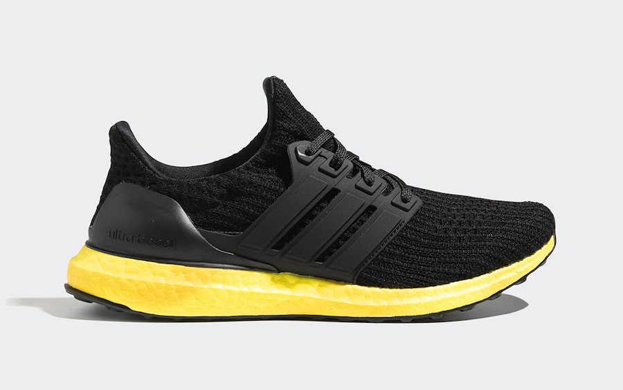 UltraBoost 'Rainbow Pack - Yellow' - adidas - FV7280