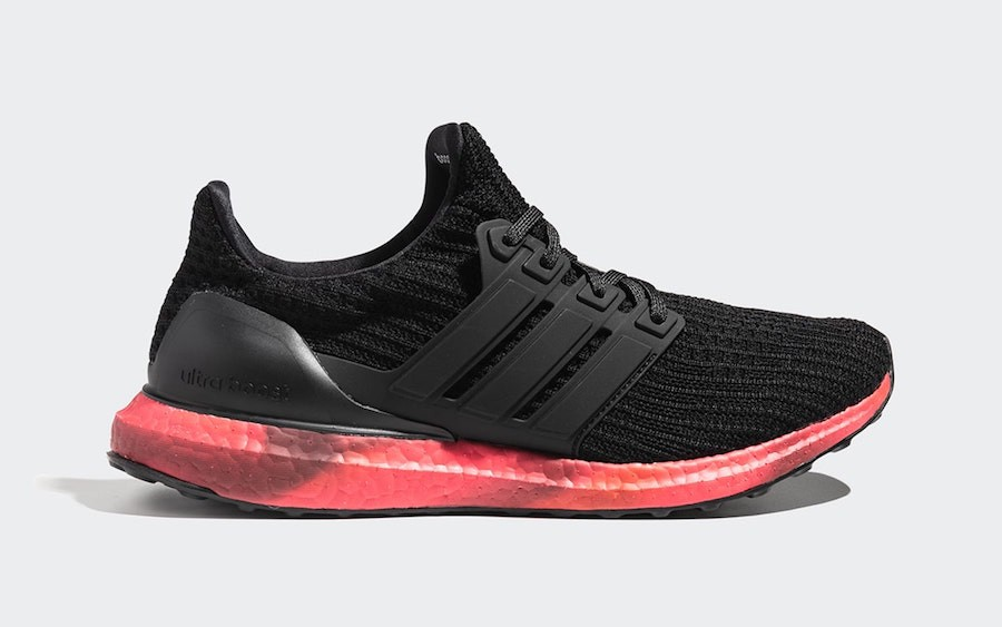 UltraBoost 'Rainbow Pack - Red' - adidas - FV7282
