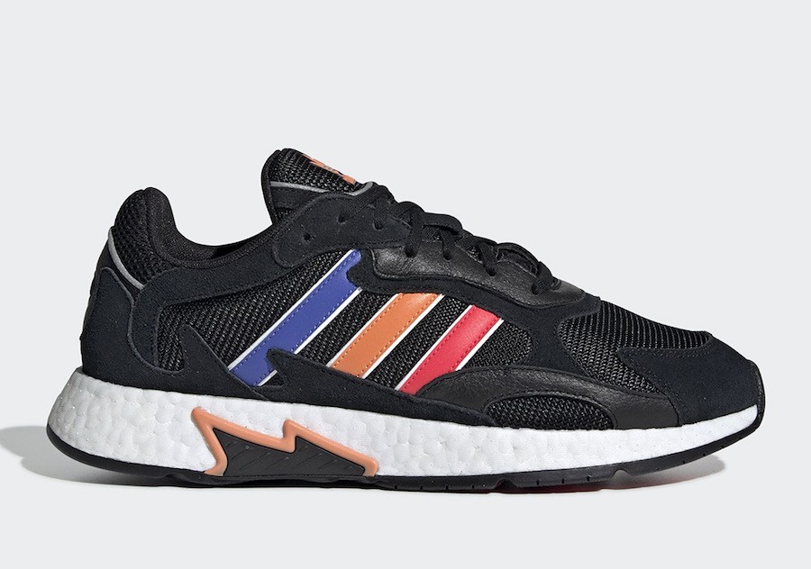 Tresc Run 'Black Easy Orange' - adidas - EF0768