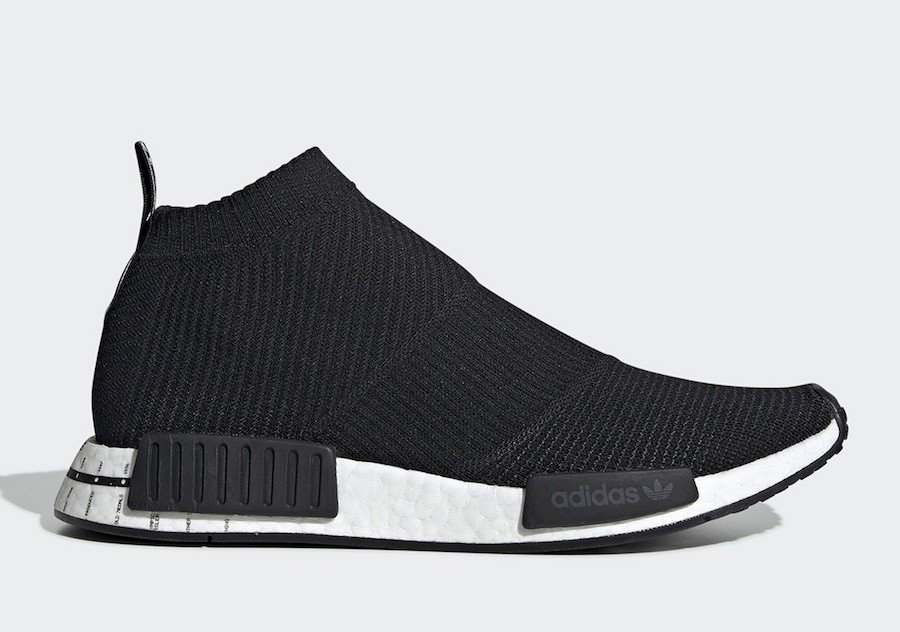 adidas Nmd_Cs1 Pk Core Black BD7733