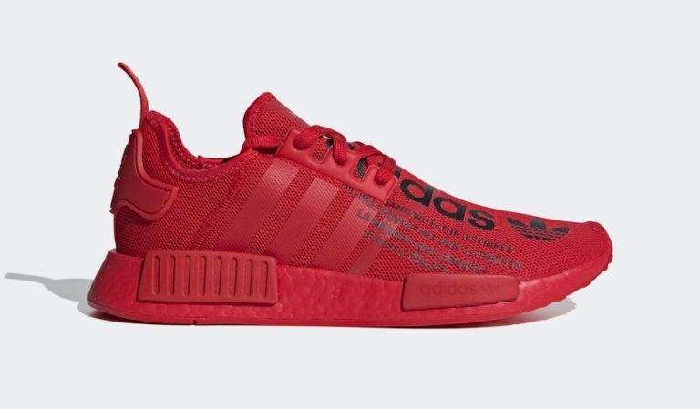 adidas NMD R1 Red FX4358