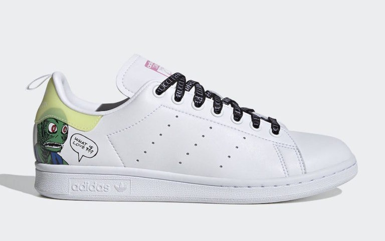 adidas Originals x Fiorucci Stan Smith W White EG5152