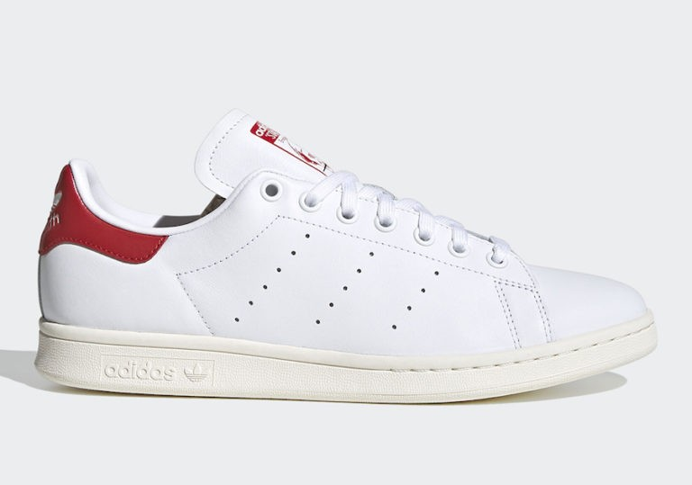 adidas Stan Smith Valentines Day Red (2020) - EH1736