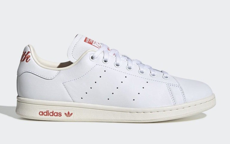 adidas Stan Smith Shoes - White EF4258