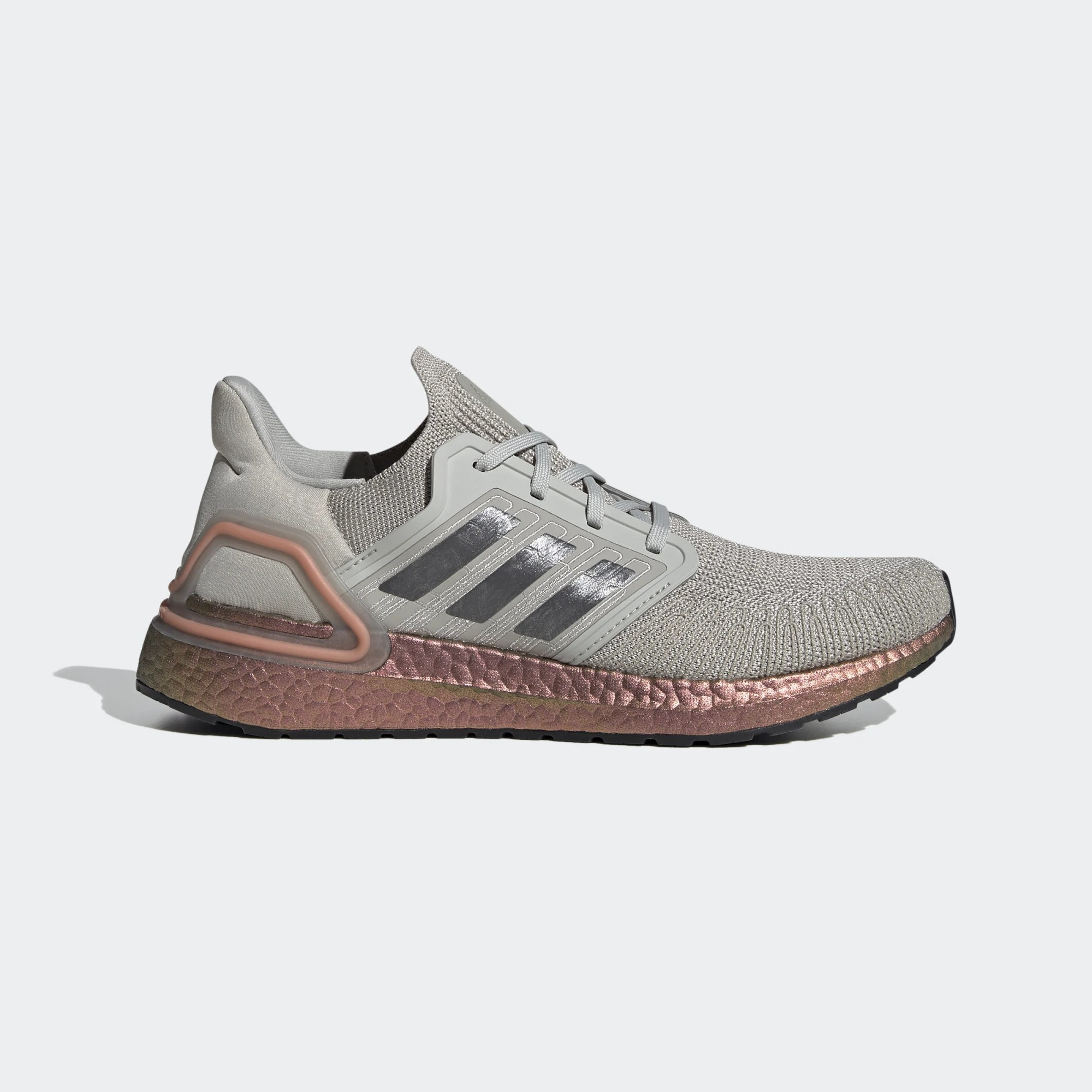 Adidas UltraBoost 20 Metal Grey FV4389