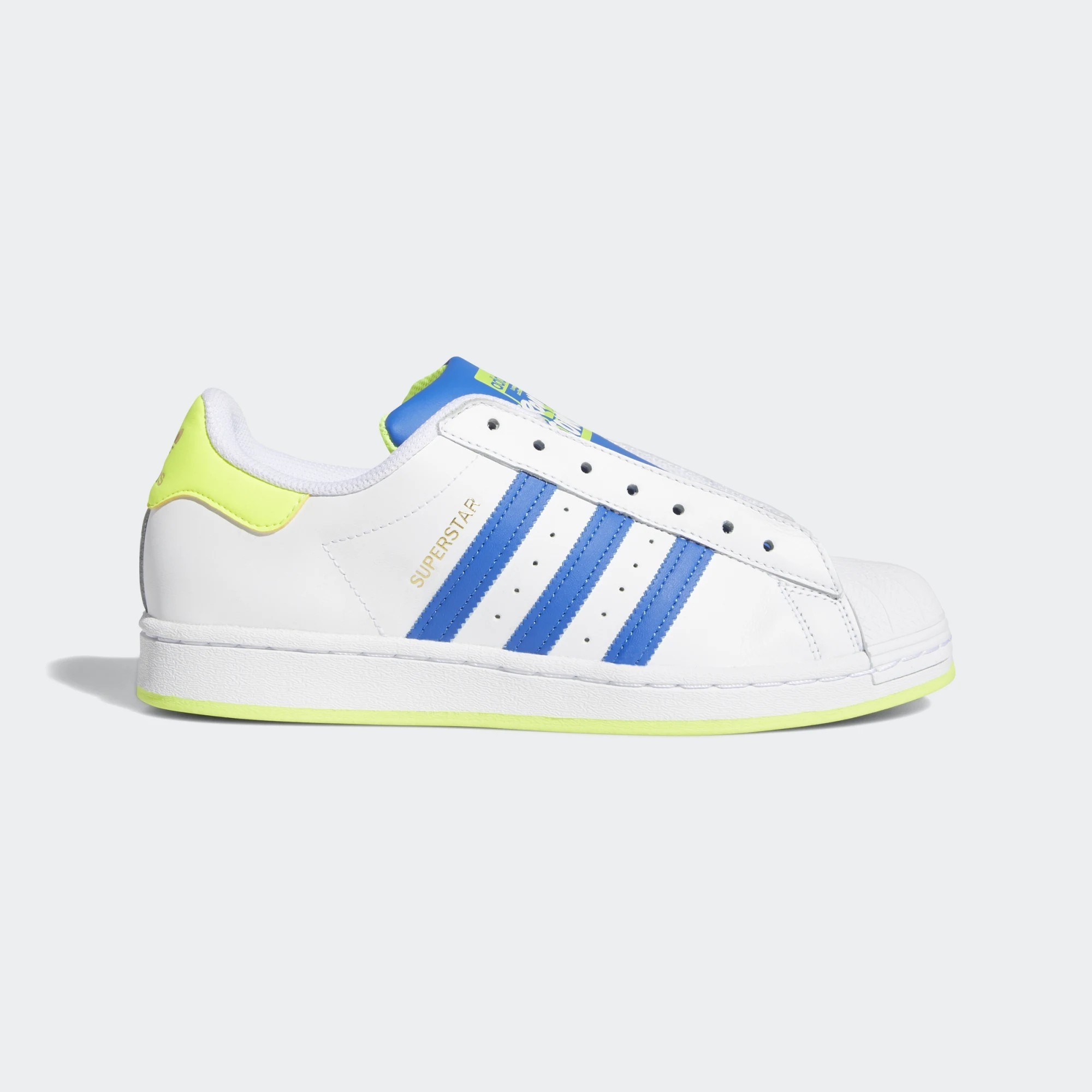 adidas Superstar Laceless Shoes - White FV3020