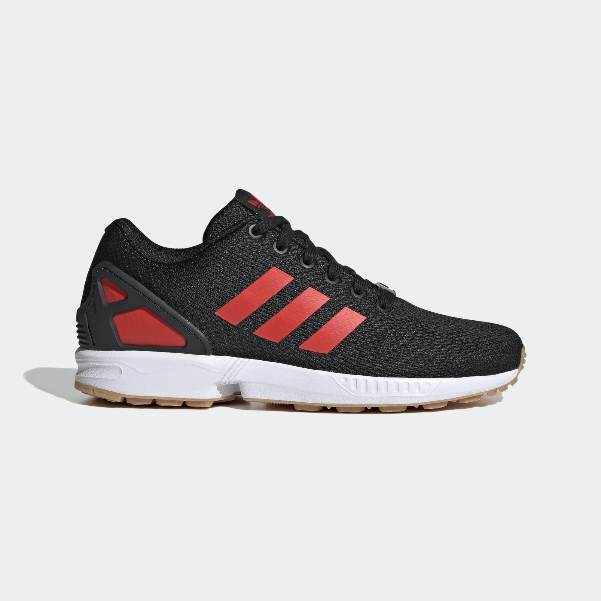 adidas ZX Flux Shoes - Black EG5407