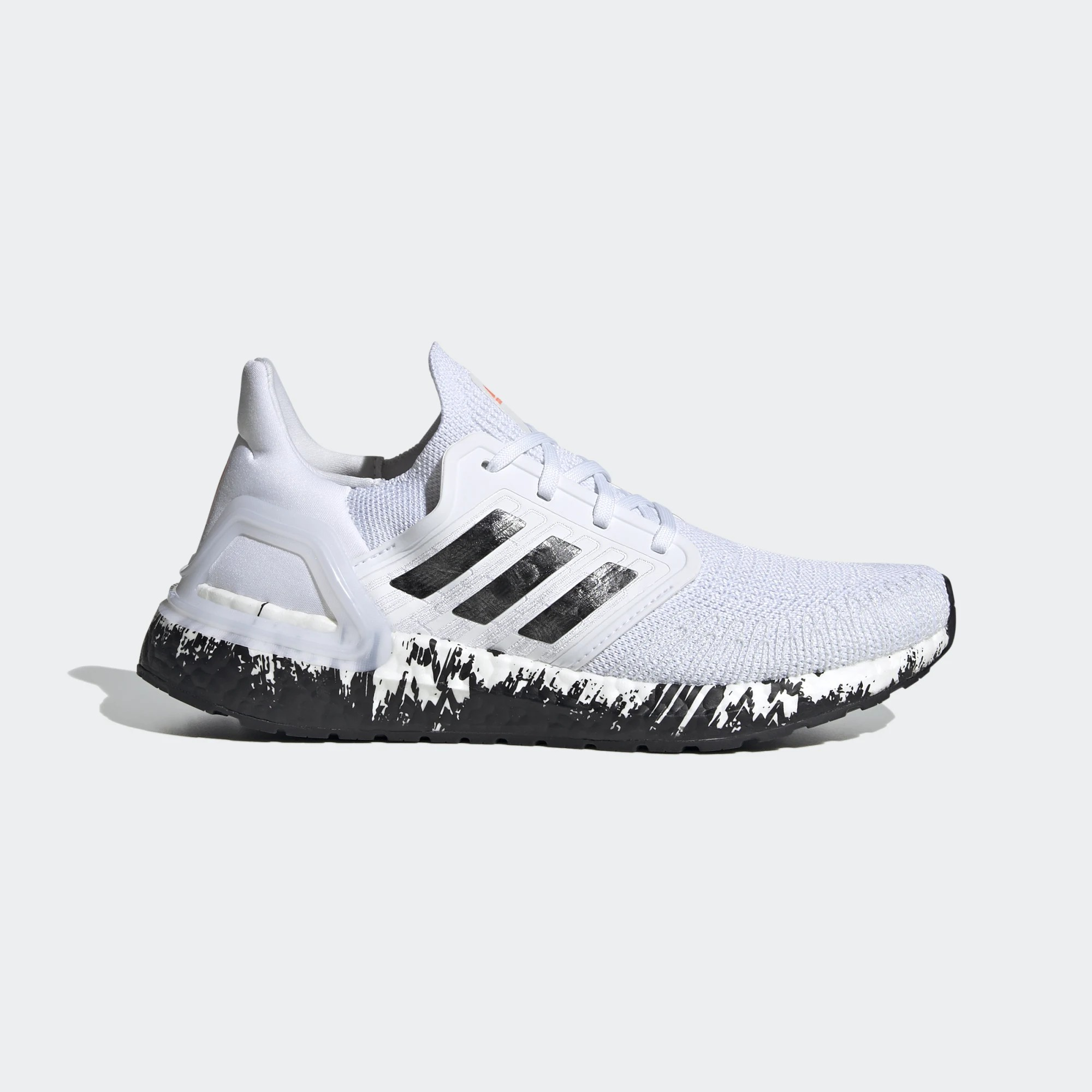 adidas Ultra Boost 20 Cloud White Core Black (W) - EG1370