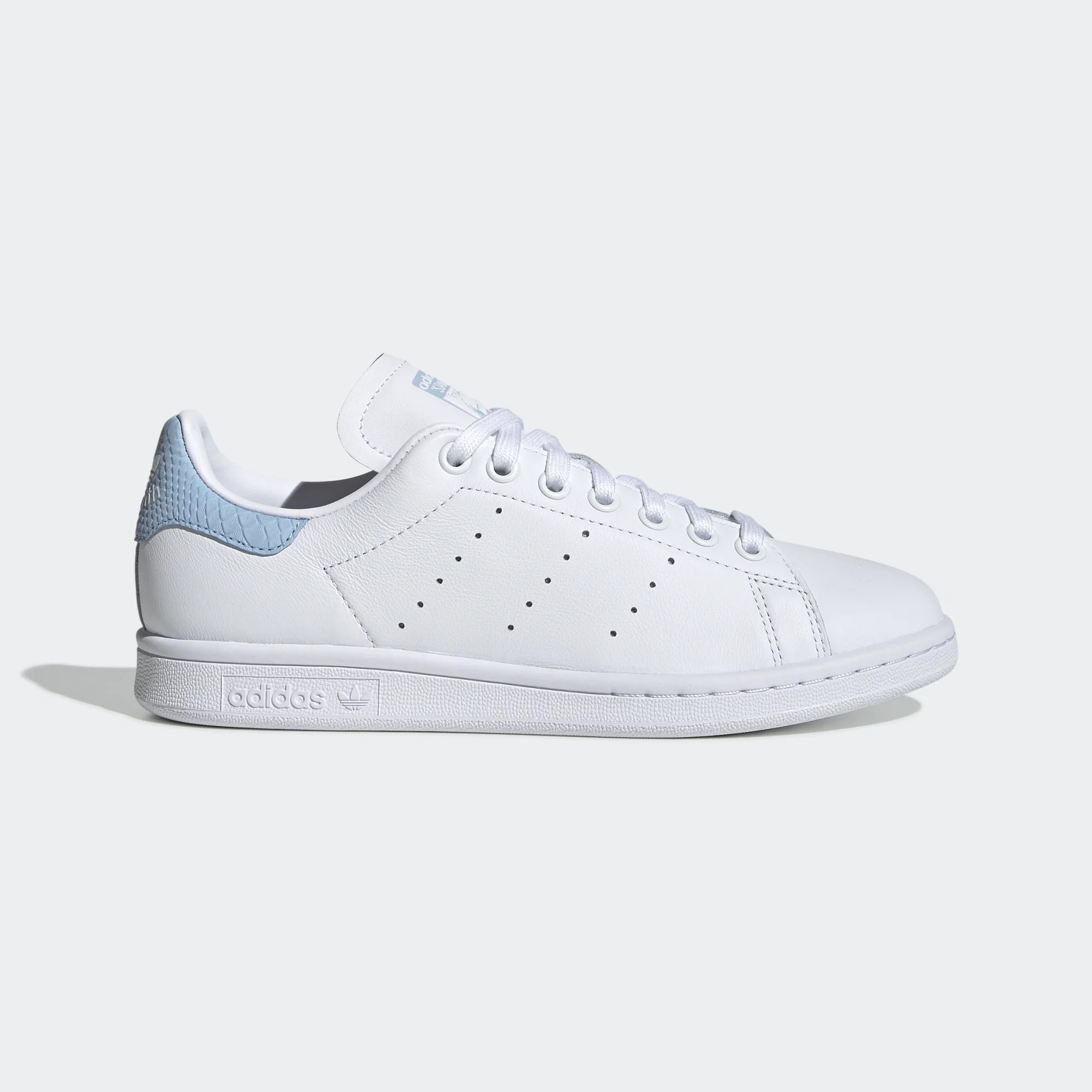 Adidas Women's Stan Smith Footwear White/Clear Sky - EF6877