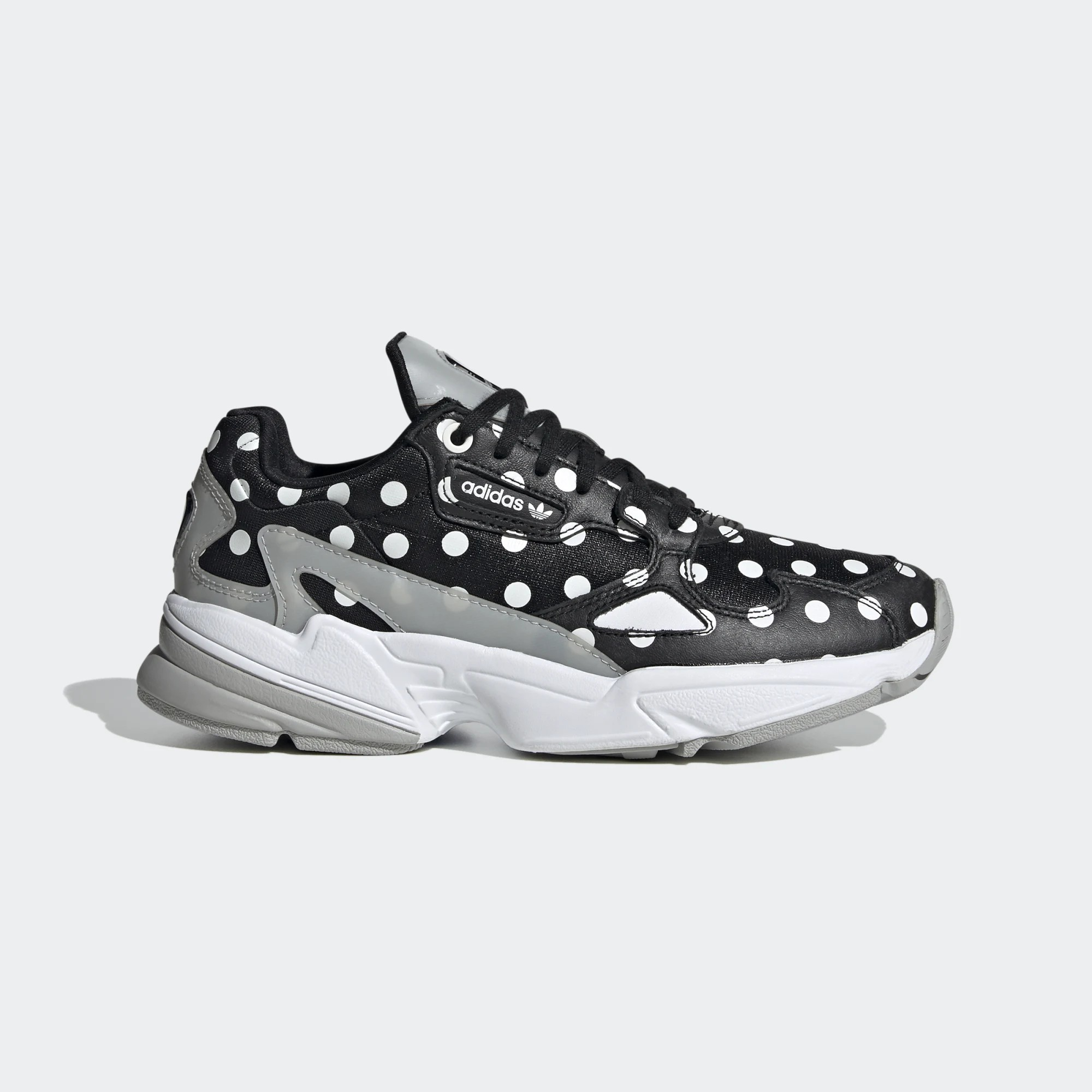 adidas Falcon Shoes - Black EH3522