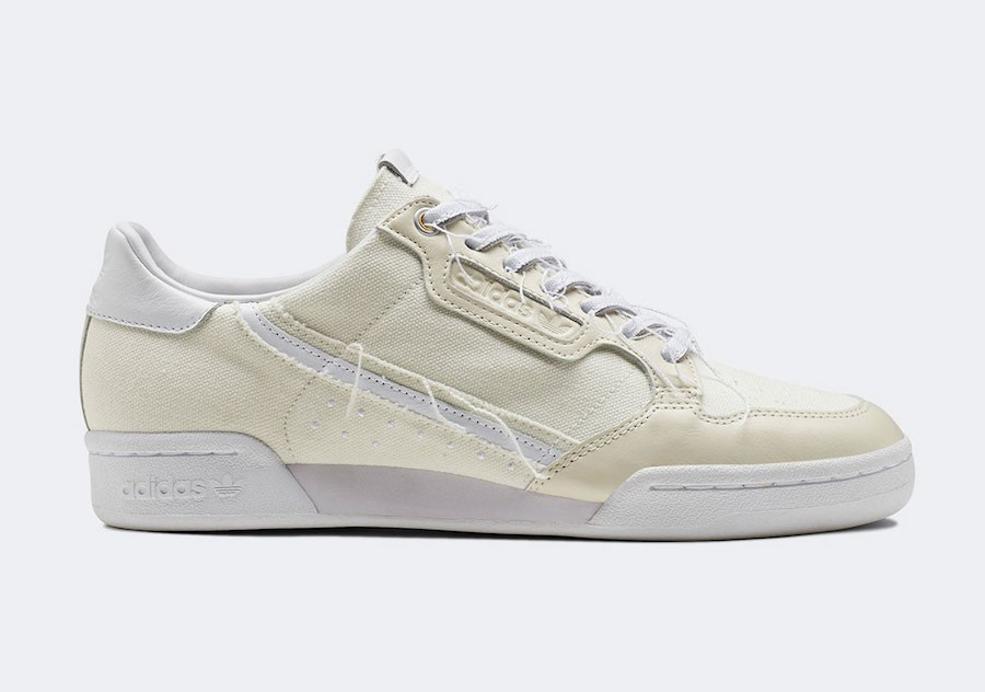 adidas Continental 80 Donald Glover Off White - EG1760