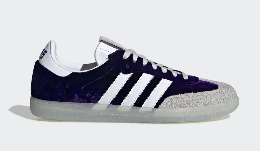 Adidas Samba 'Purple Haze' DB3011