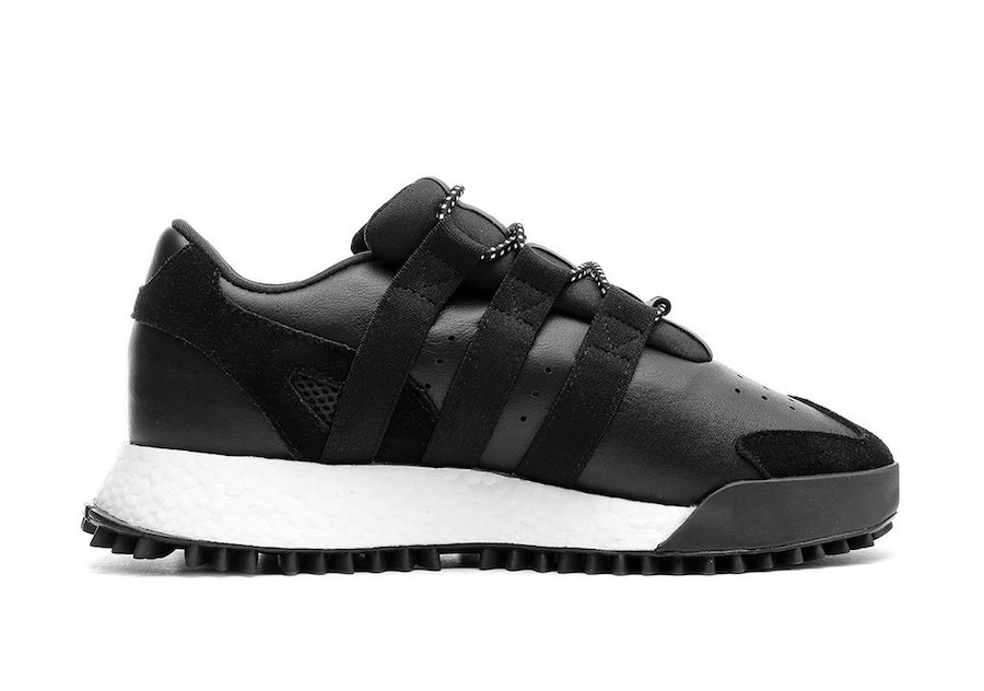 Alexander Wang x Wangbody Run 'Core Black' - adidas - EF2438