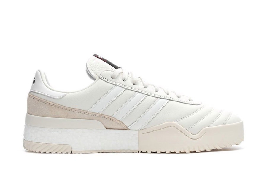 Adidas x Alexander Wang Bball Soccer Cwhite/Cwhite/Cbrown EE8498