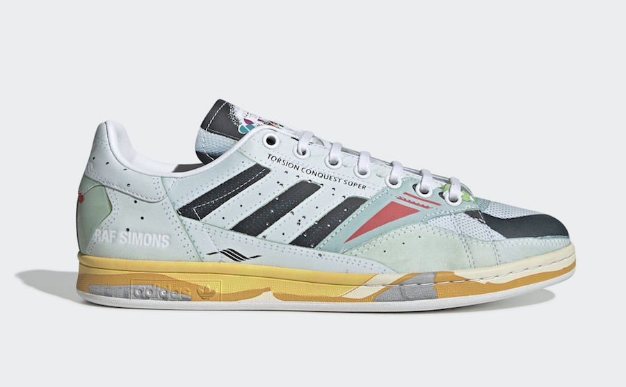adidas by Raf Simons RS Torsion Stan | White | EE7953