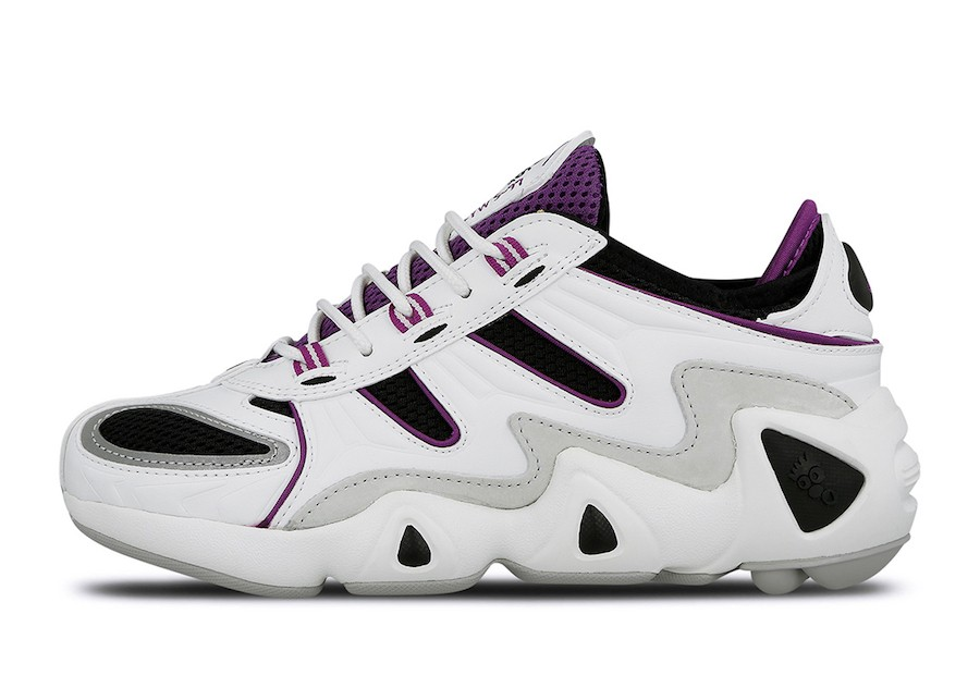 adidas FYW S-97 Crystal White Active Purple (W) - EF2043
