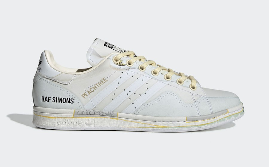 adidas by Raf Simons RS Peach Stan | White | Sneakers | EE7952