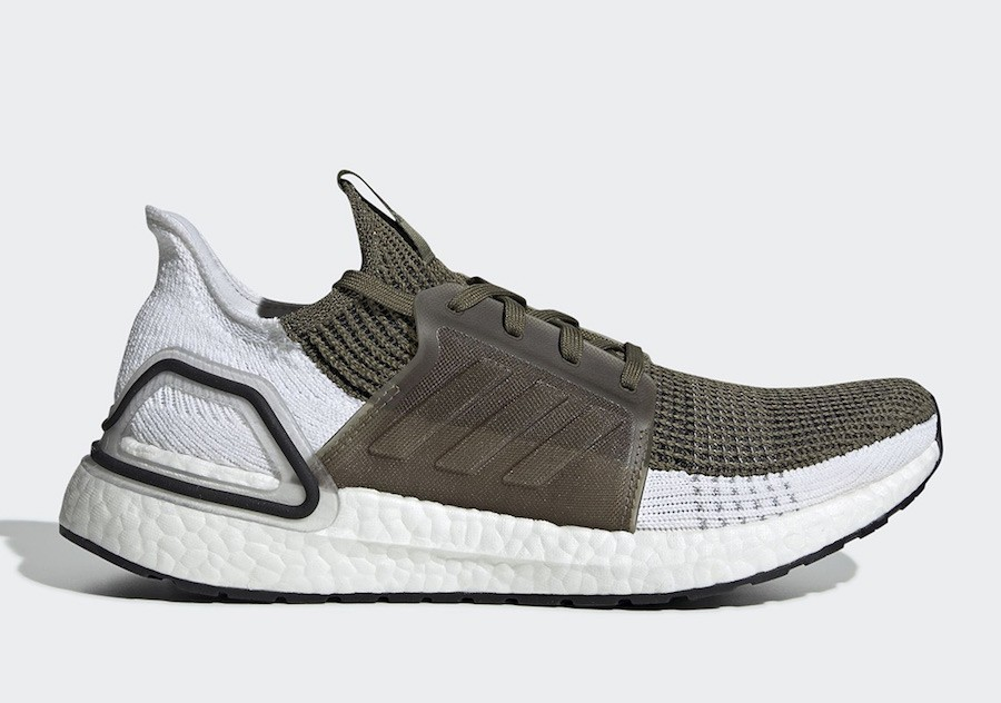 adidas Ultra Boost 2019 Raw Khaki F35243