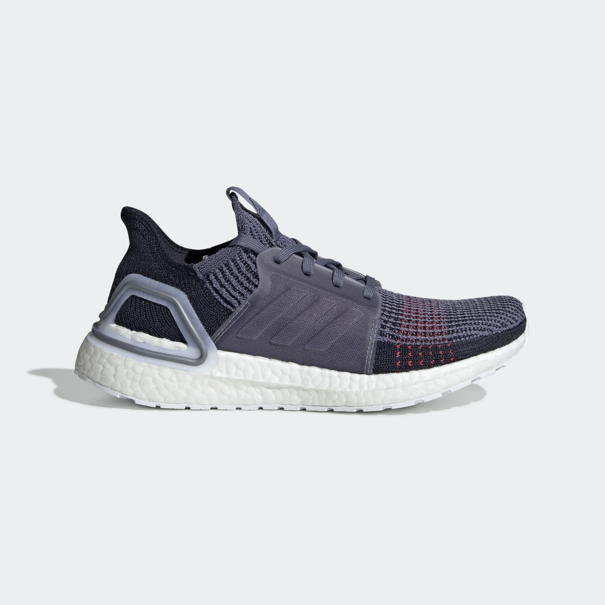 adidas Women's Ultraboost 19 Running Shoes Blue D96863