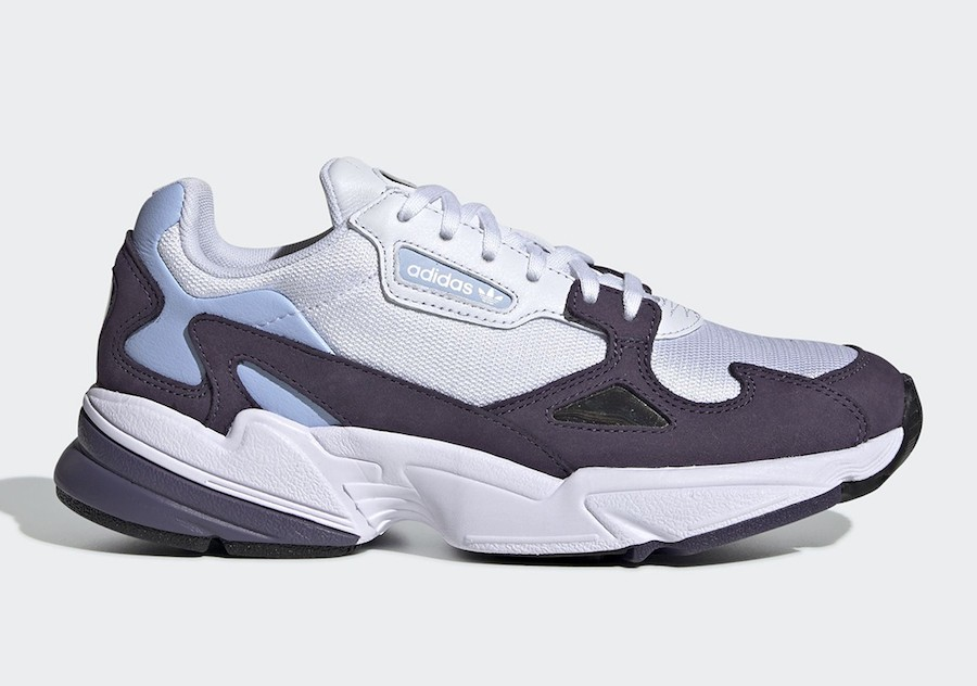 Wmns Falcon 'Purple Periwinkle' adidas EE9311