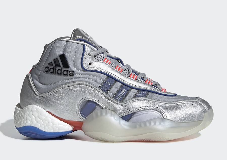 adidas Crazy 98 Micropacer BYW Silver EF5537