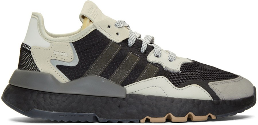 adidas Nite Jogger Boost Core Black Carbon BD7933