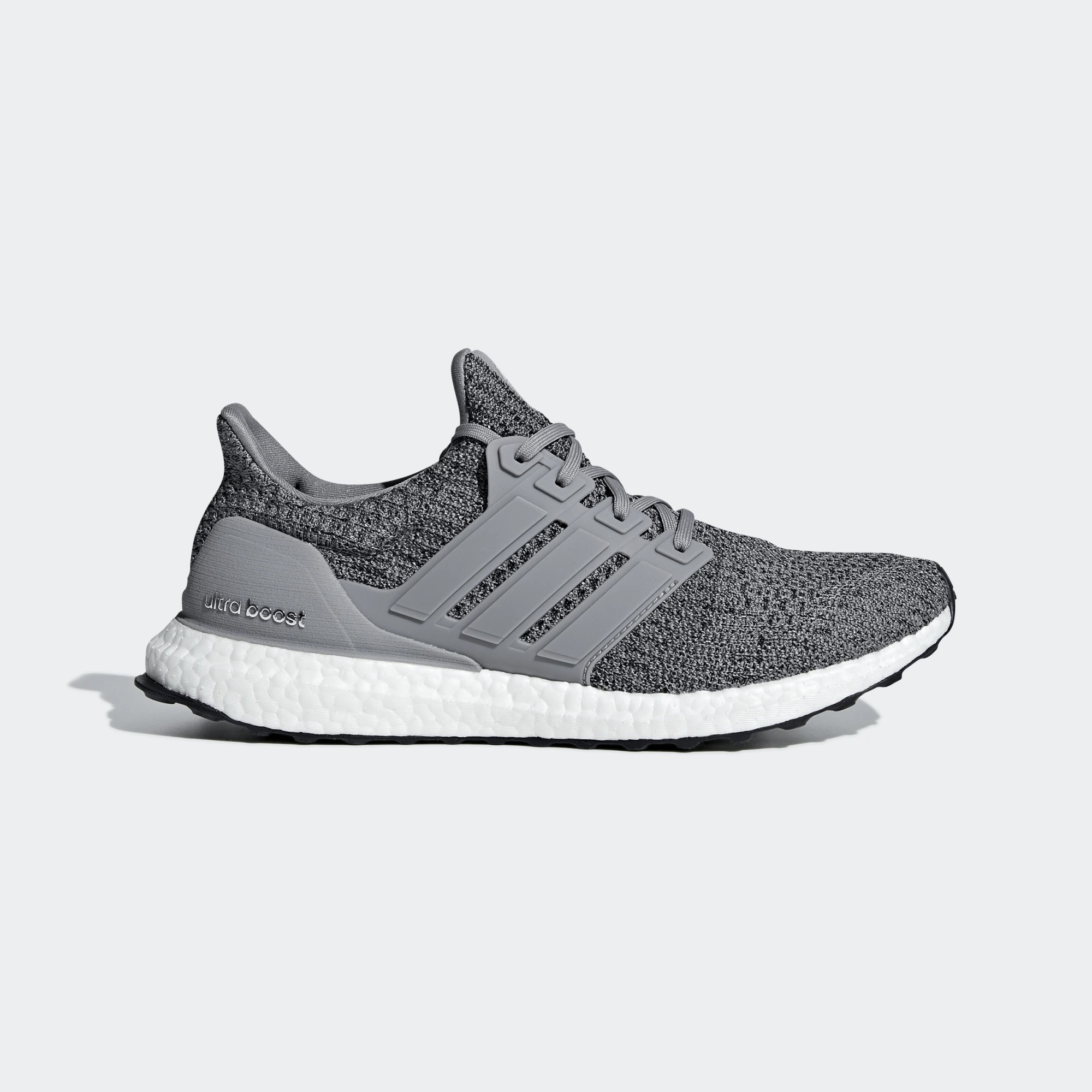 Adidas UltraBoost Men's Sneakers F36156 Grey/White/Black