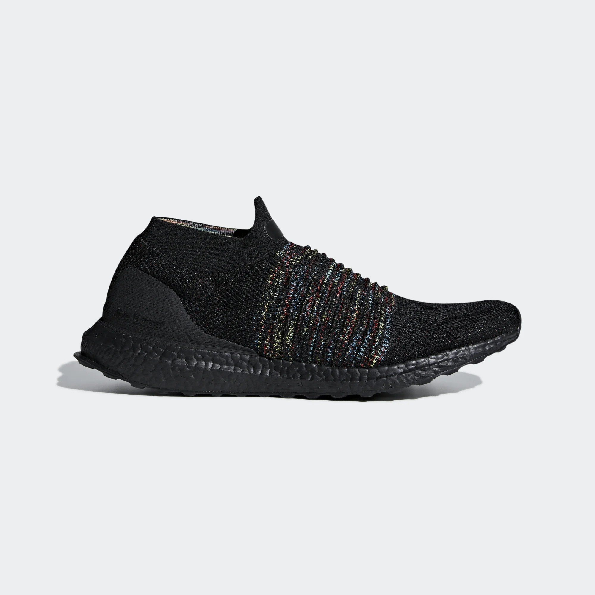 UltraBoost Laceless 'Black Multi-Color' adidas B37685