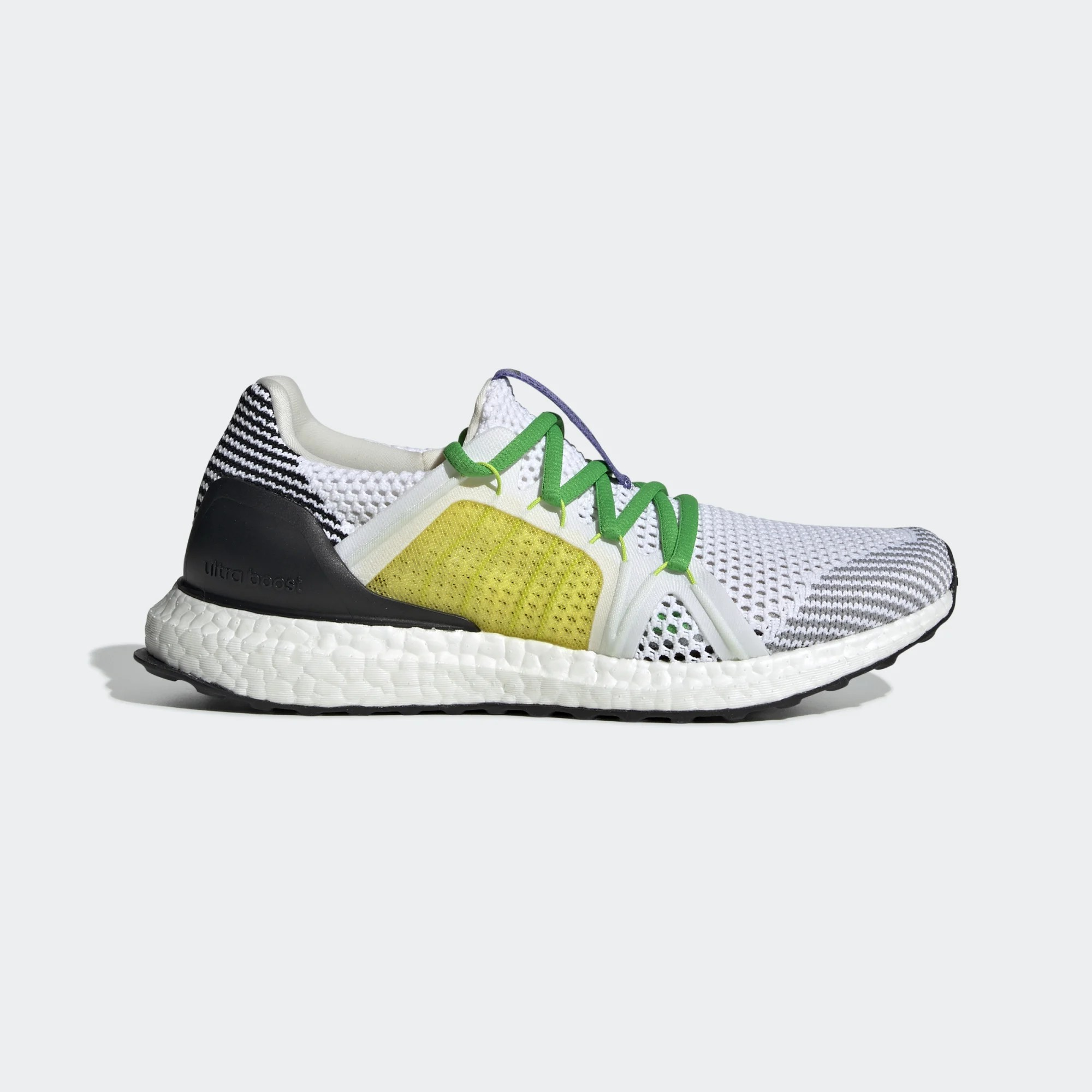 Stella McCartney x Wmns UltraBoost 'White Black' adidas F35900
