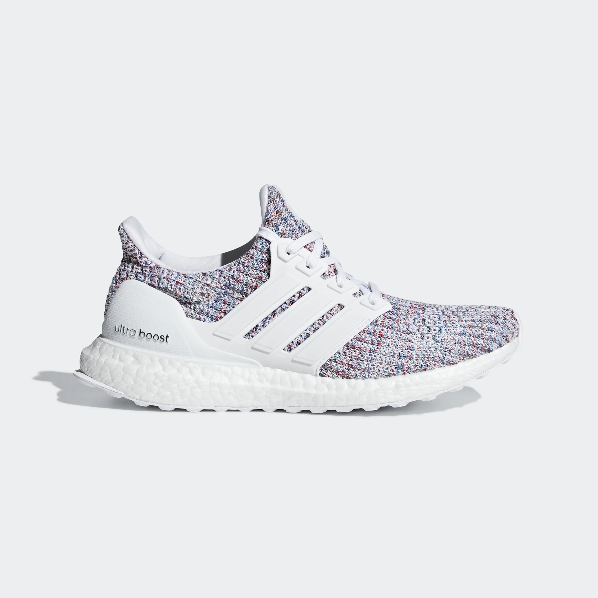 adidas DB3211 Ultraboost Womens Running Shoe White/White