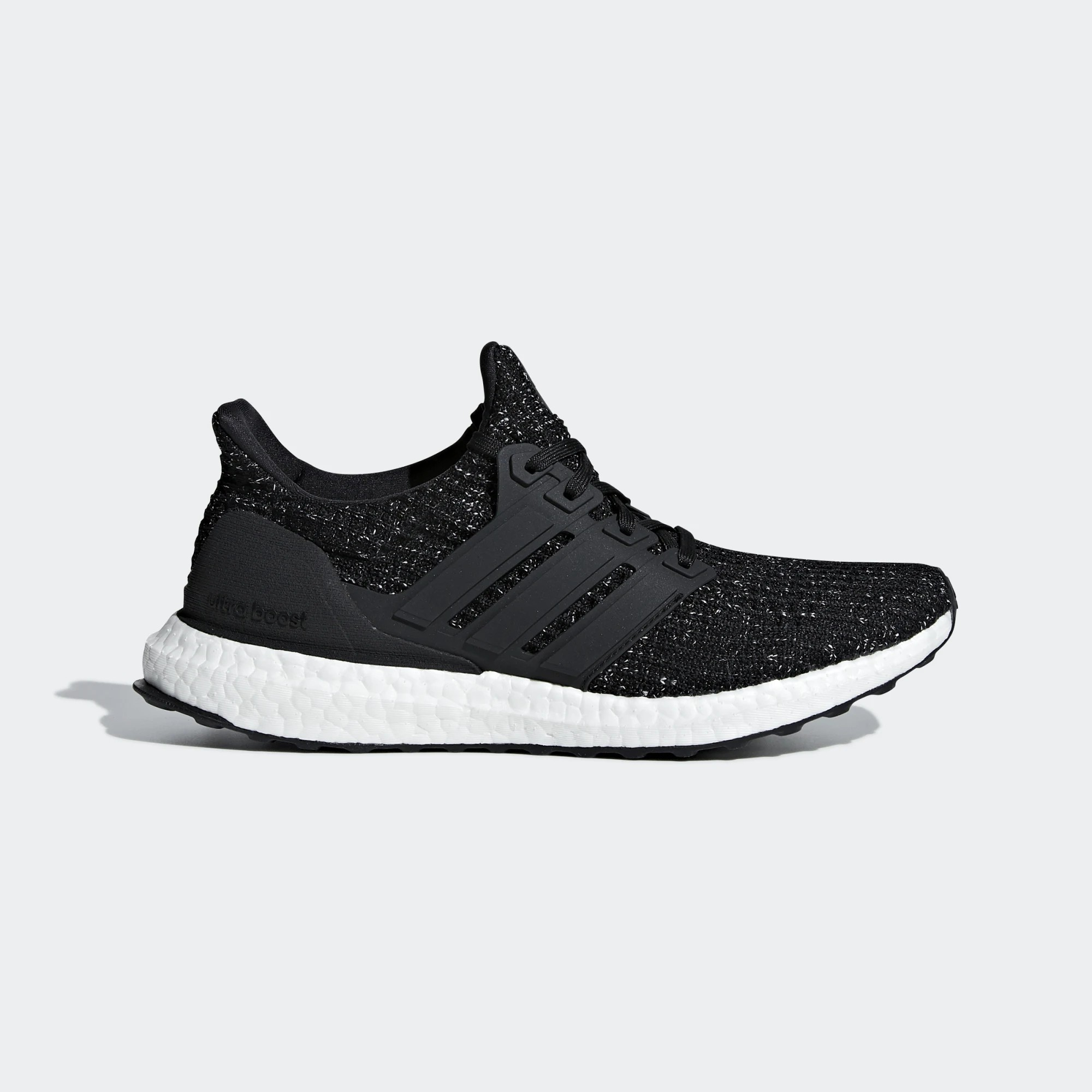 adidas F36125 Ultraboost Womens Running Shoe Charcoal/White