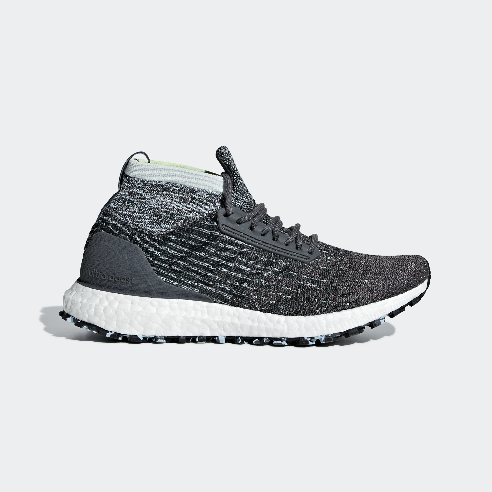 Adidas Womens Running Ultraboost All Terrain Shoes F36129 Grey
