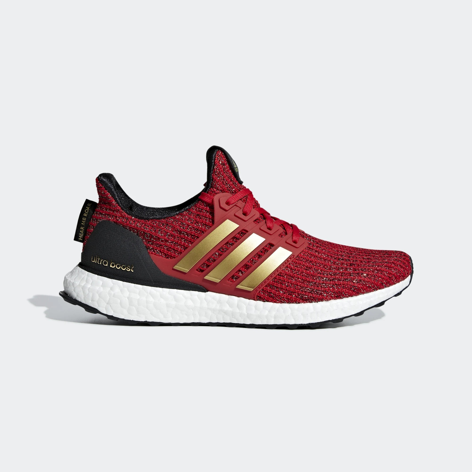 EE3710 adidas W UltraBOOST x GOT 'House Lannister' Red/Gold