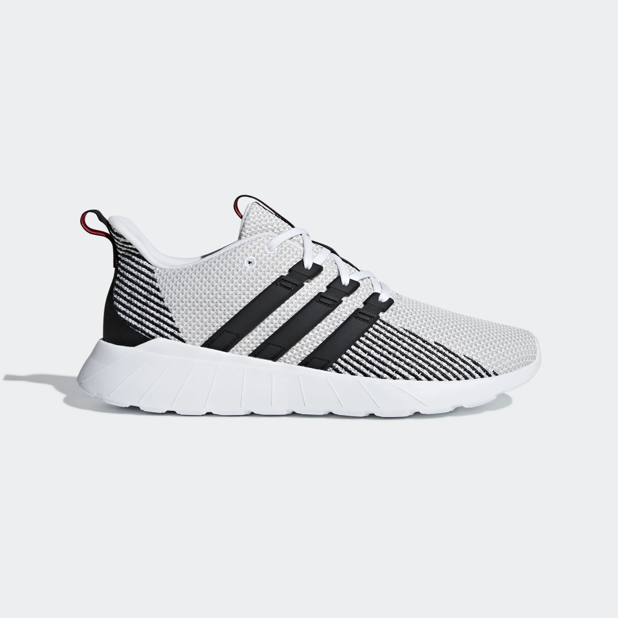Adidas Men's Questar Flow Black/Raw White F36241