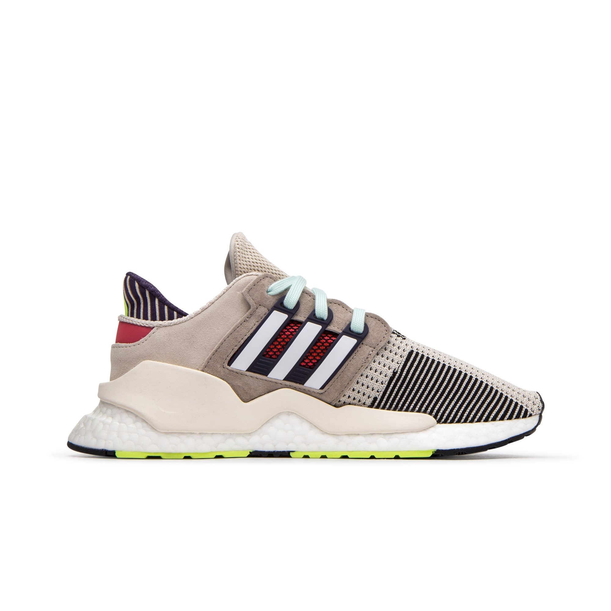 adidas EQT Support 91/18 Beige/Purple CM8409
