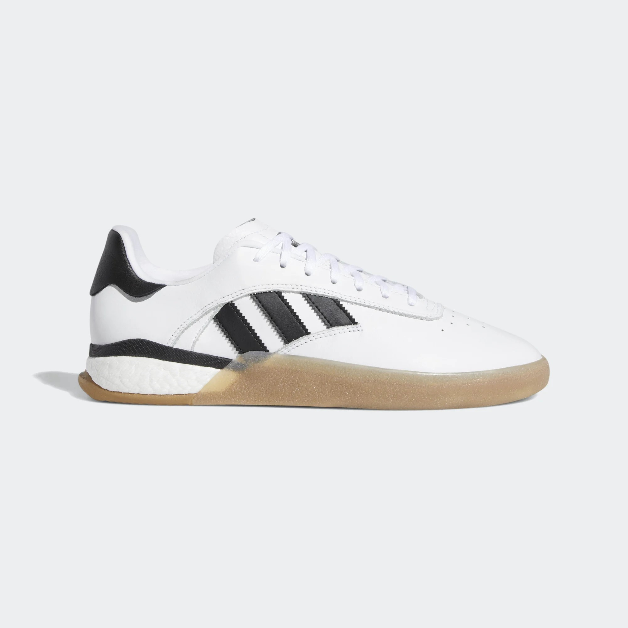 adidas Skateboarding 3ST.004 White Skate shoes DB3153
