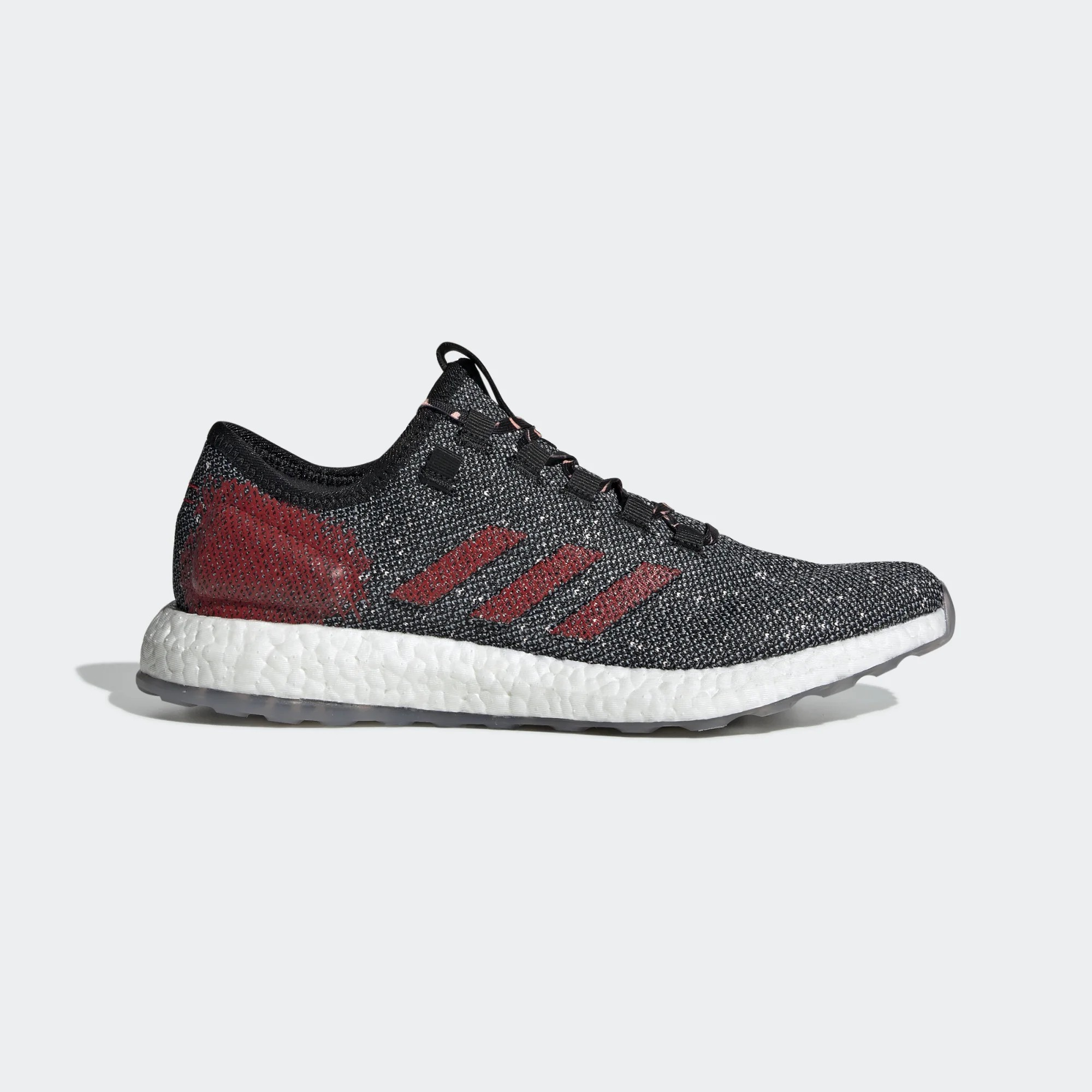 adidas Pureboost Shoes Black B37777
