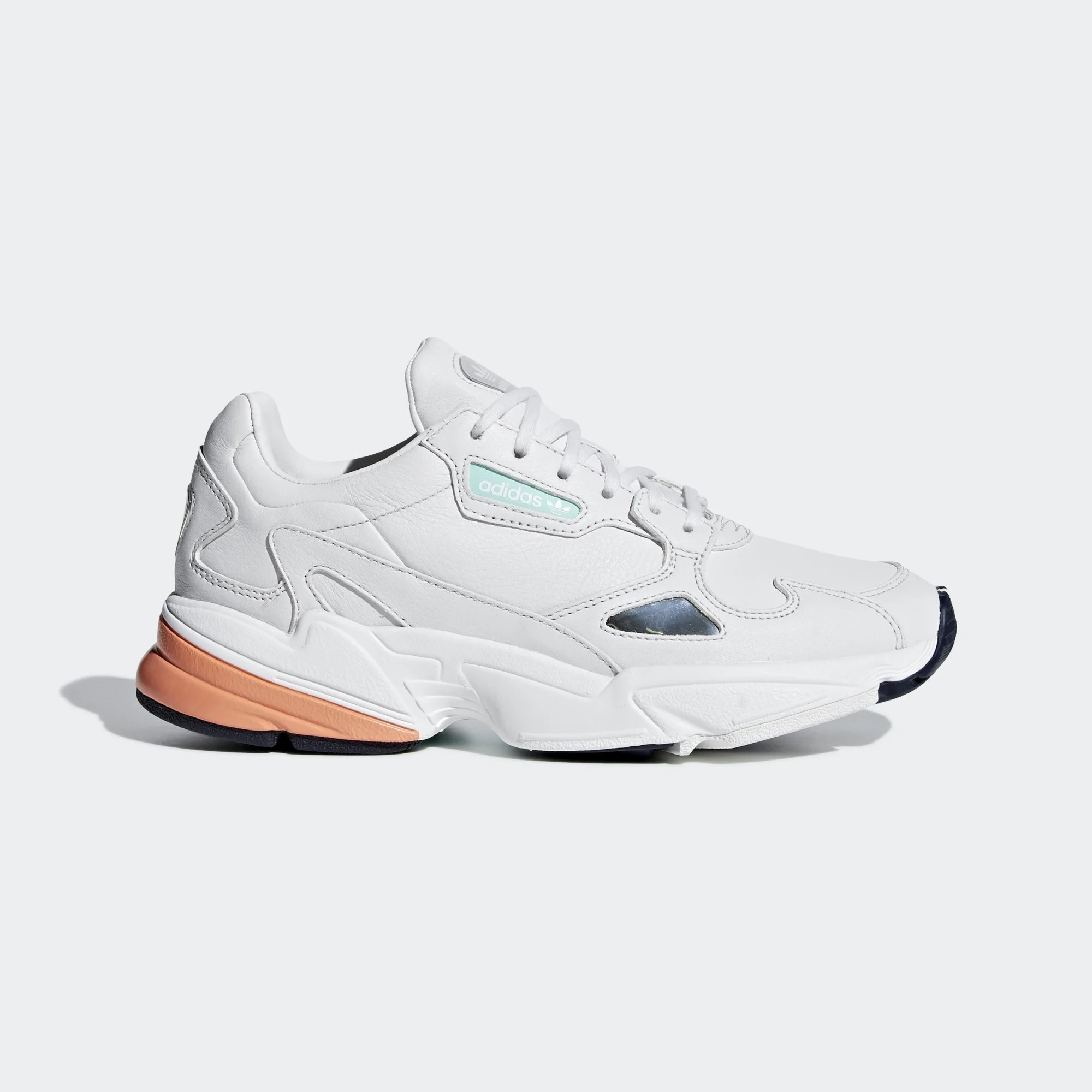 adidas Falcon W Grey/Orange B37845