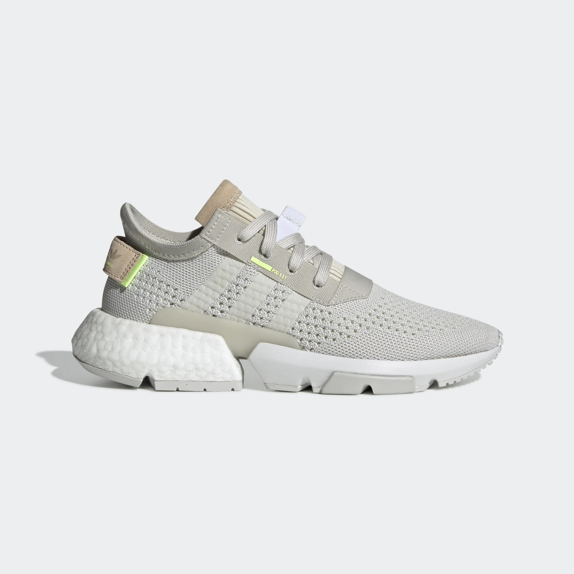 adidas Originals Pod-S3.1 W Boost Raw White Yellow CG6188
