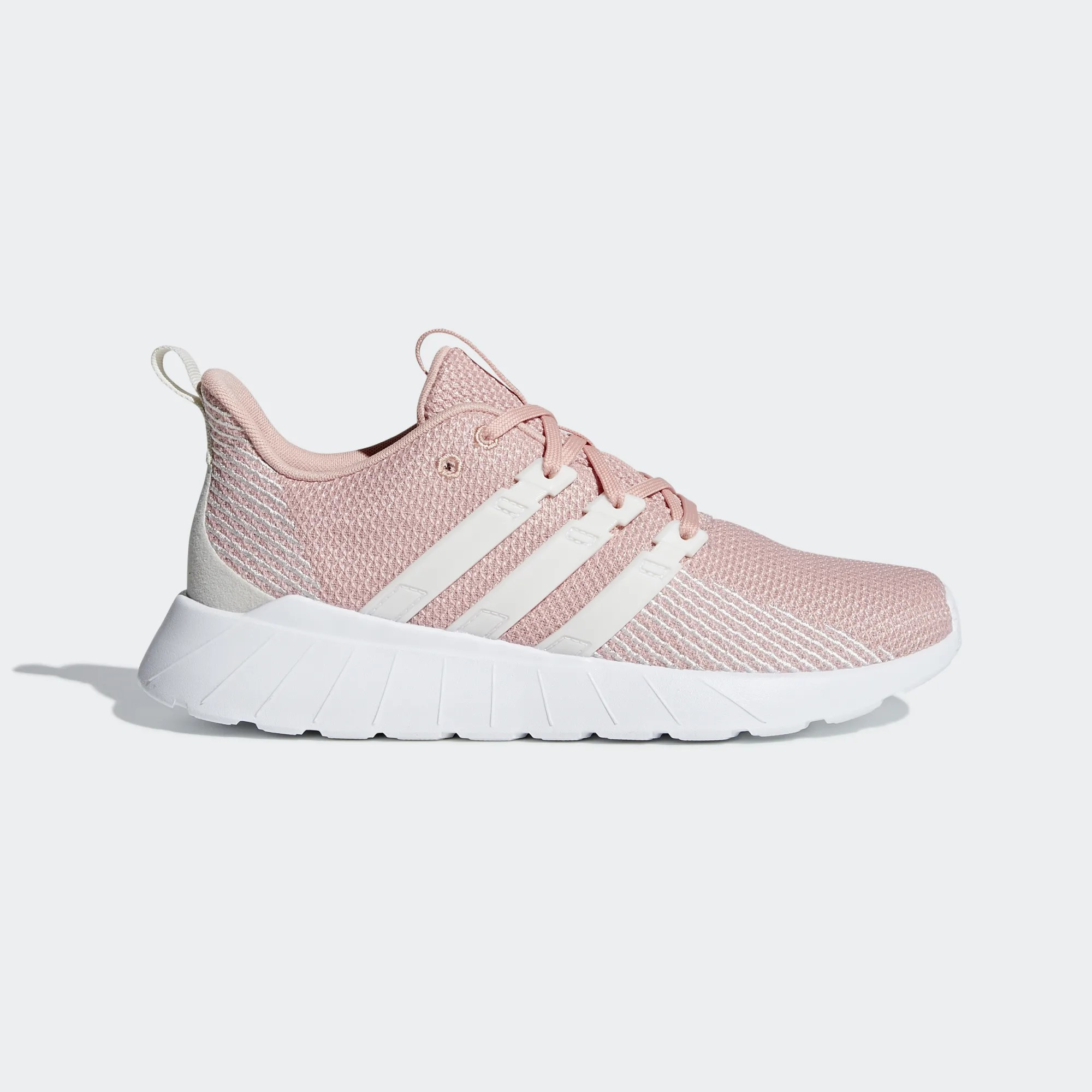 adidas Women's QUESTAR FLOW Pink/White F36259
