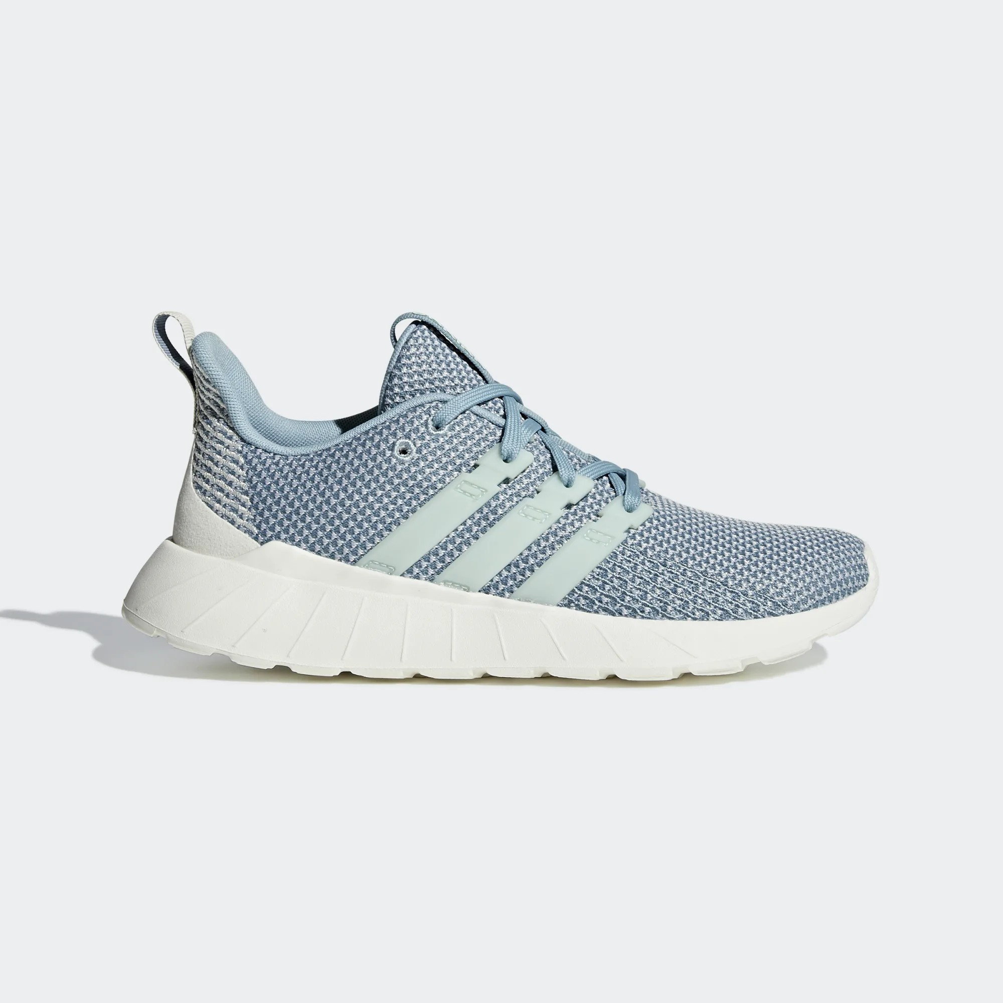 adidas Women's QUESTAR FLOW Blue/Grey F36260