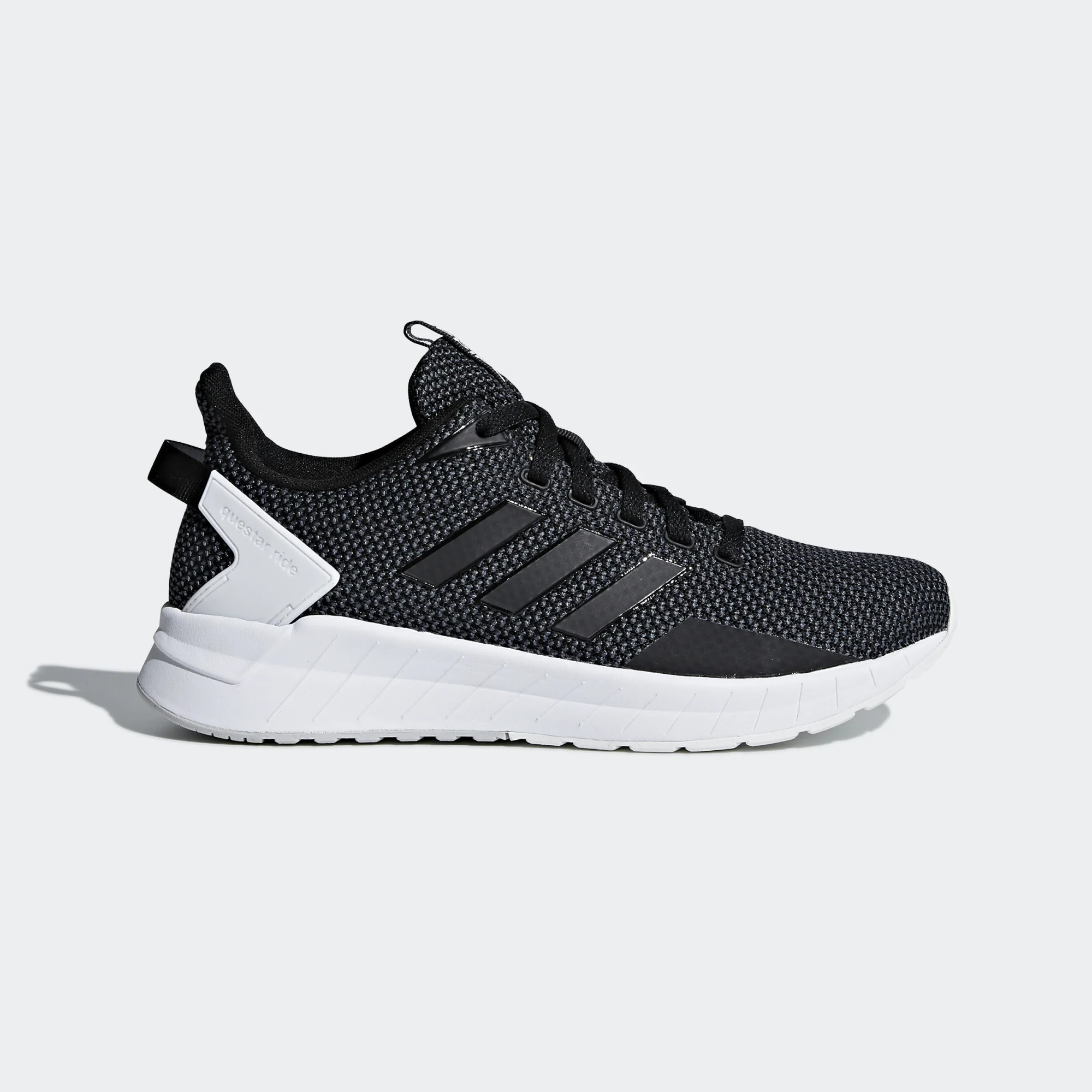 Adidas Questar Ride Carbon/Black/Grey Two DB1308