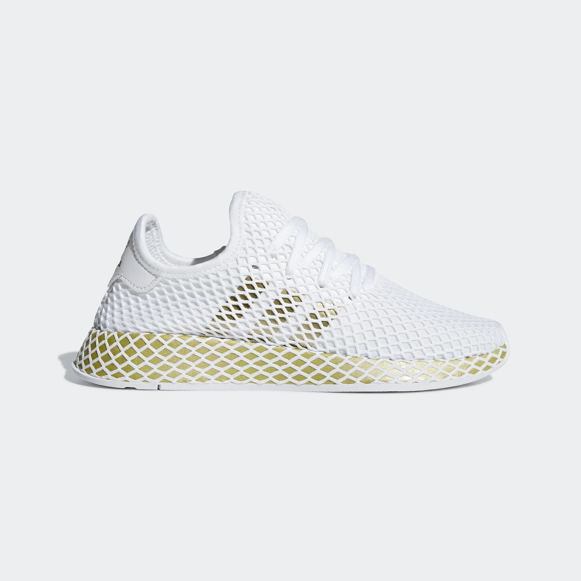 adidas Deerupt Runner Shoes White CG6087