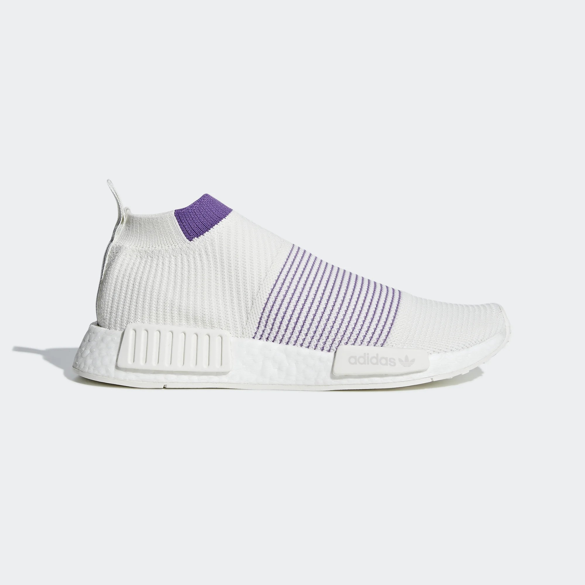 CM8496 adidas NMD CS1 PK W White Purple