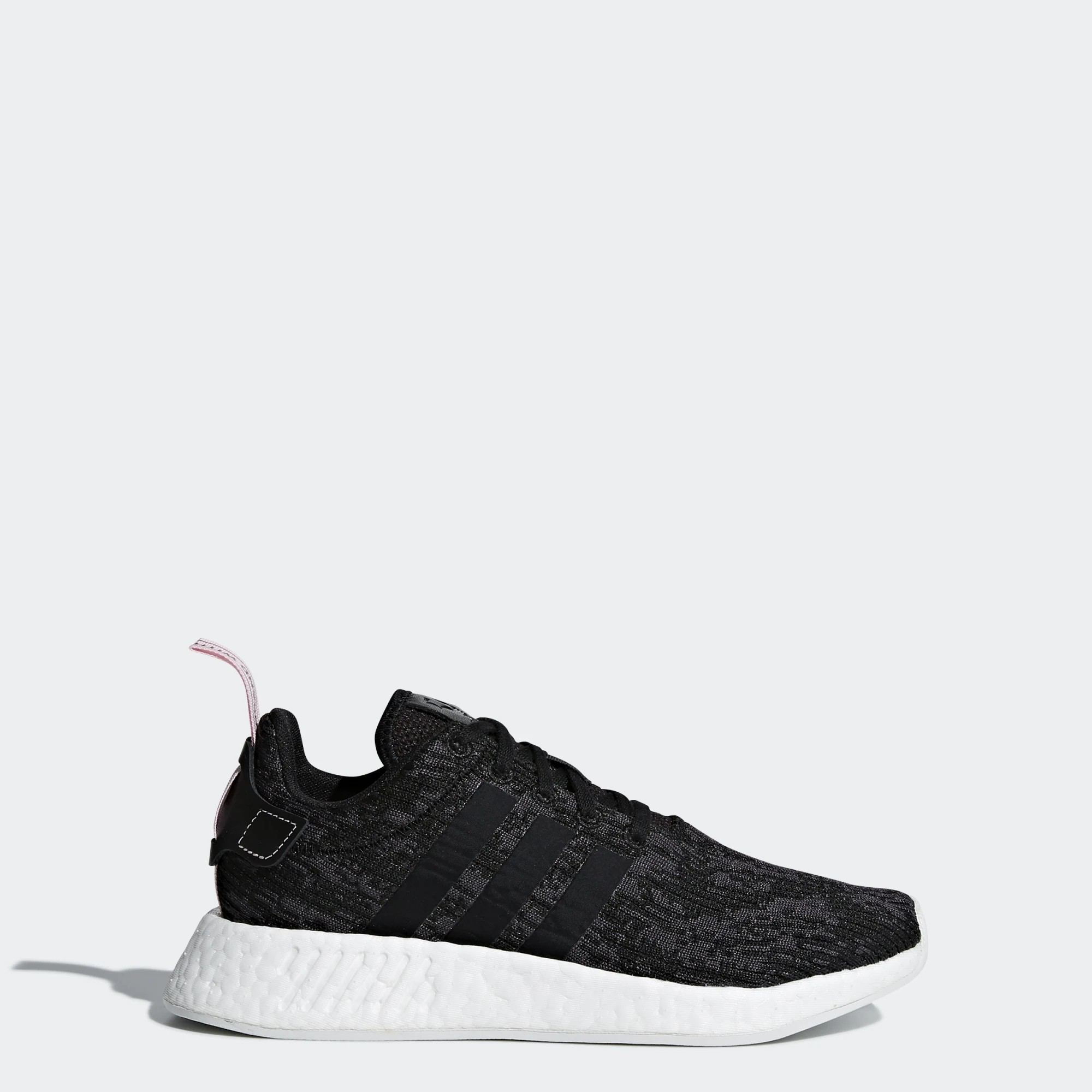 Wmns NMD_R2 'Core Black' adidas BY9314