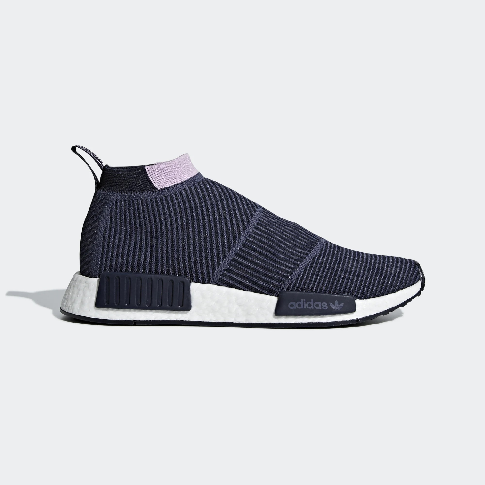 Adidas NMD_CS1 PK W Legend Ink & Clear Lilac B37657