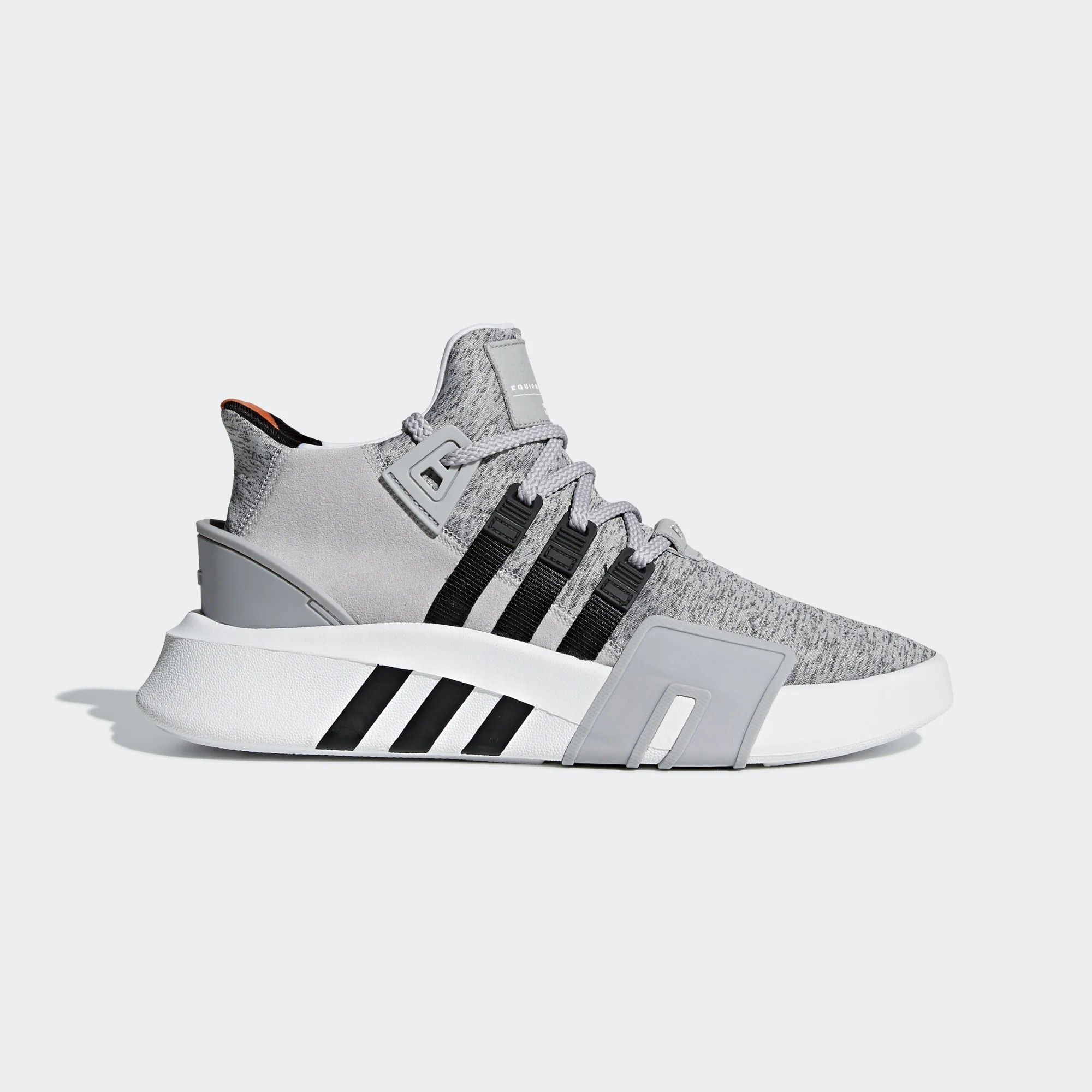 adidas Originals EQT Bask ADV Grey Black White Men B37516